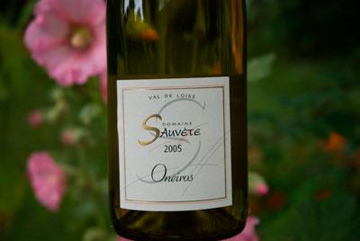 Vin biologique du Domaine Sauvète.Domaine Sauvète
