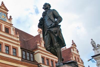 Didier Laget et son pote Goethe