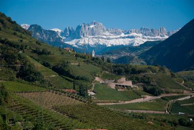 Didier Laget Haut Adige Santa Maddalena
