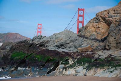 Didier Laget : San Francisco Baker Beach