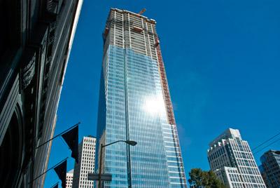 Didier Laget - San Francisco Millenium Tower