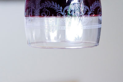 Didier Laget verre de vin